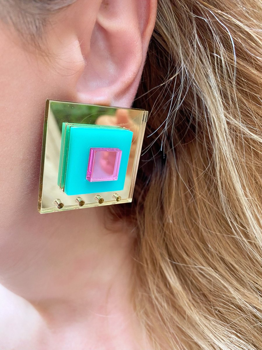 Excited to share the latest addition to my #etsy shop: Clip Earrings, Gold Rectangular Earrings, Clip On Earrings, Geometric Earrings, Ethnic Earrings, Gift for Her, Made in Greece. https://etsy.me/3gwuw0c #statement #statementearrings #rectangularearrings #ethnicpic.twitter.com/ghFdvYKE1u