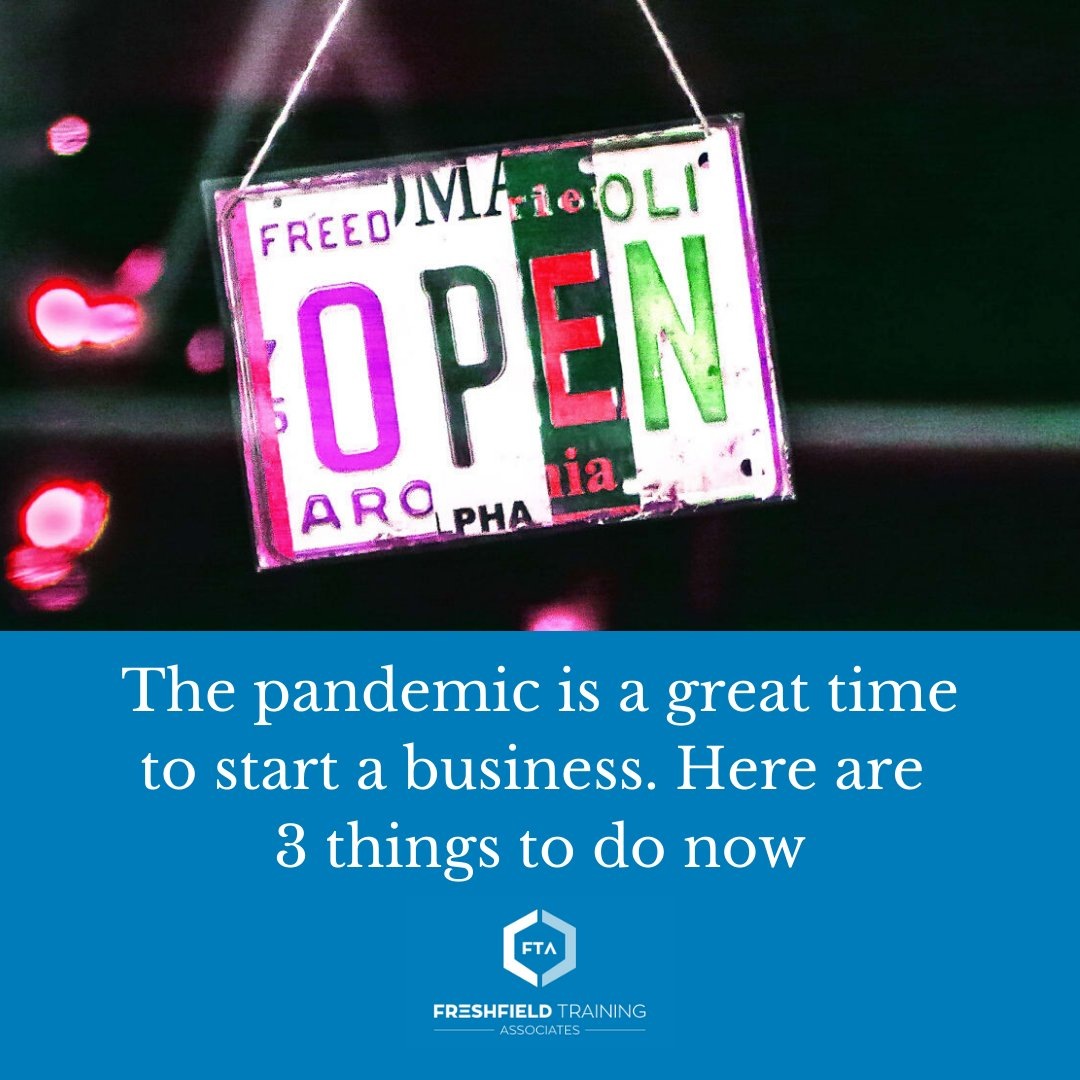 A startup founder says what matters more than the pandemic is whether your new business is solving pain points relevant to today.  Read more: https://t.co/NEiKZAWnEB https://t.co/o9UMPehb18