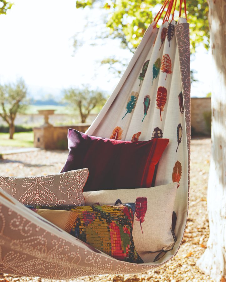 Create your perfect outdoor space using fabrics and cushions like these from @HarlequinFW - one of our many fabric suppliers at @Curtaincraft   Find out more about us at http://www.curtaincraft.co.uk or call 01825 790766  #fabrics #outdoorspace #cushions #textiles #comfort #luxurylife pic.twitter.com/FWQ1LLSJa7