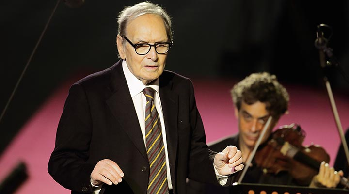 Efsane besteci Ennio Morricone, 91 yaşında yaşamını yitirdi https://t.co/DwKDAWtAwb https://t.co/aZT7XGWTvs