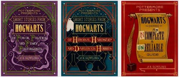 Histórias curtas de Hogwarts sobre poder, política e poltergeists enfadonhos - sobre Dolores Umbridge e Horace Slughorn  HCH sobre heroísmo, dificuldades e passatempos perigosos - Minerva McGonagall e Remus Lupin  Hogwarts: um guia incompleto e duvidoso - bastidores de hogwarts pic.twitter.com/KFXtZEZ30P