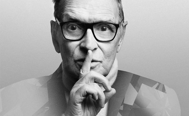 Decimos adiós a una de las mayores leyendas de la historia del cine. DEP, Maestro Ennio Morricone https://t.co/U2OcpCrAKP https://t.co/cfMkfhYEjC