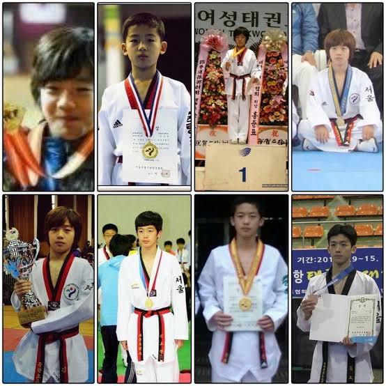 kim yohan wearing his taekwondo uniform always hits different, it gives THAT feels istg <br>http://pic.twitter.com/SWme62vCWN