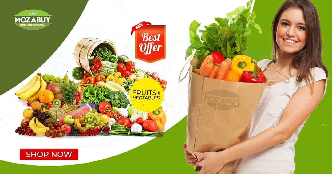 Experience the biggest online shopping in  Mozambique ,  #veggies #grocery #shopping #groceryshopping #discount #meat #health #vegan #grocerylist #fresh #healthy #market #christmas #deli #love #tagwagai #tagwagai #healthyfood #groceries #foodie