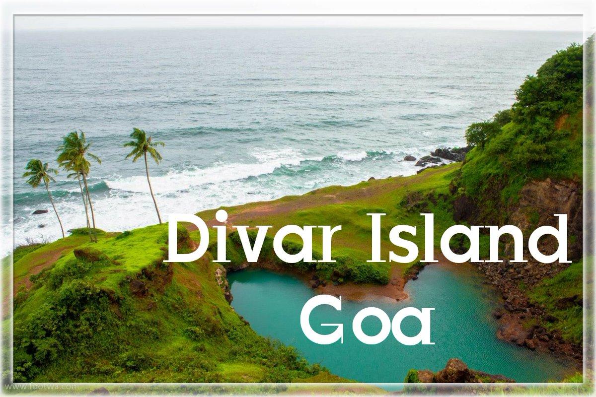 The island of Divar in the Mandovi river in the Indian state of #Goa. It is located approximately upriver 10 km from @Panjim. Photo courtesy-XoXoday #DivarIsland #travel_journey #traveljourney #naturelover #enjoying #beautifulworld #closetothenature #travellover #travelseekerpic.twitter.com/41rpuOvrug