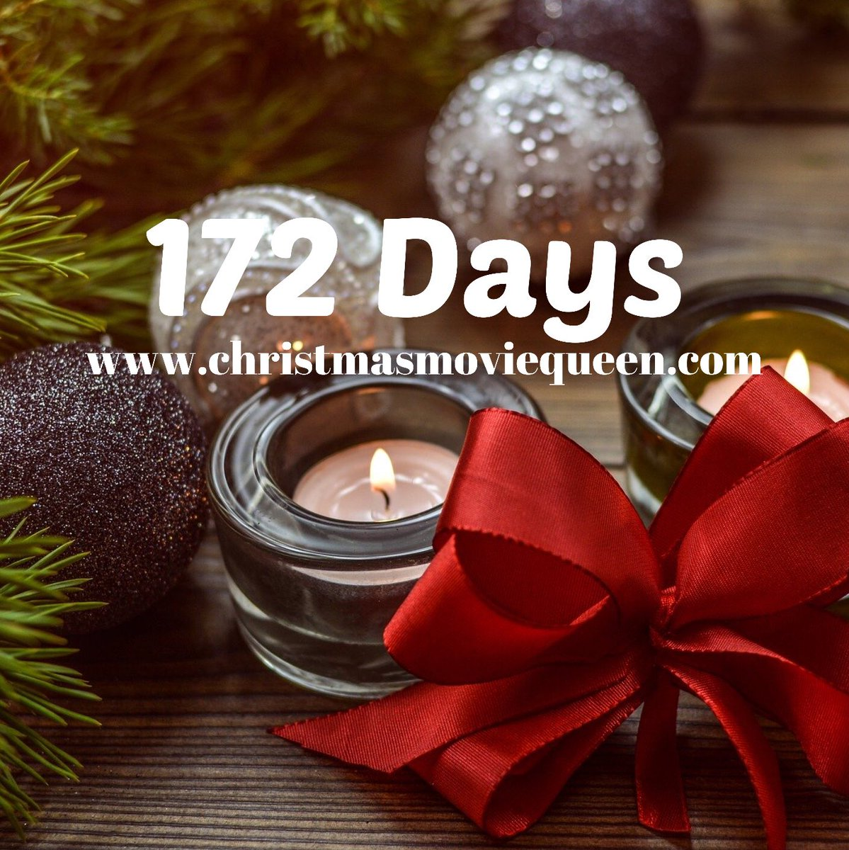 Good morning!  Only 172 to go! #countdown #christmas #winter #christmascountdown #christmasspirit #christmas2020 #holidays #christmasmagic #santa #santaclaus #believe #ChristmasMovies #MovieReviews