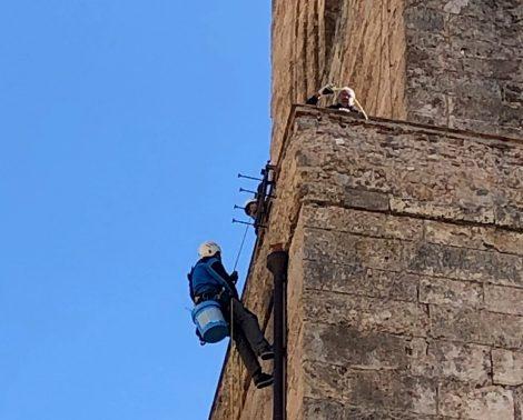 Al Duomo di Monreale un innovativo impianto per la protezione dai fulmini (FOTO) - https://t.co/LvHlejdX8w #blogsicilianotizie