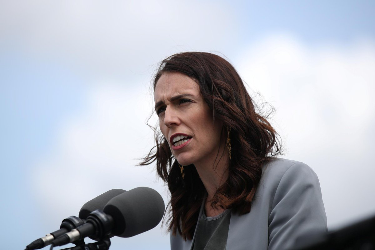 New Zealand's Ardern launches election campaign with promises of jobs, financing. Download the app or click on https://t.co/UyTdbxBsTv to read this article from Reuters. https://t.co/GK0GeZIlcv