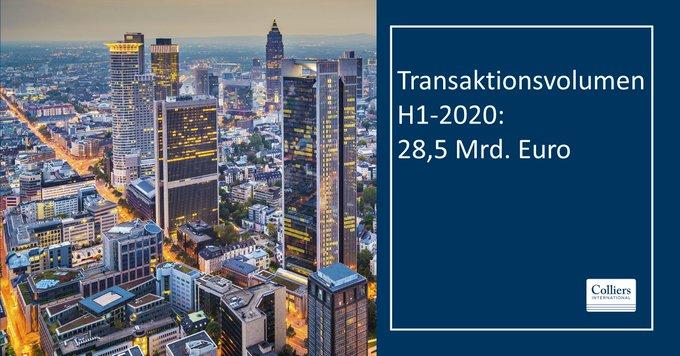 Gut gefüllte Dealpipeline aus der Vor-Corona-Zeit und strategische Portfolioverkäufe stabilisieren deutschen #Immobilien Investmentmarkt im zweiten Quartal auf hohem Niveau. Mehr hier: t.co/s0yNVzKFEL