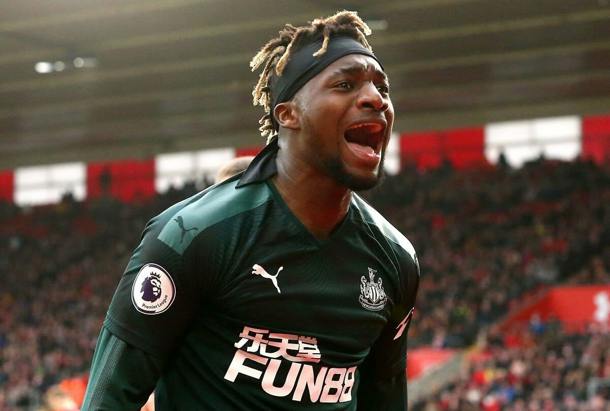 Newcastle's Allan Saint-Maximin is a doubt for Wednesday's game v #ManCity Steve Bruce has confirmed. https://t.co/nhToHY5uMF