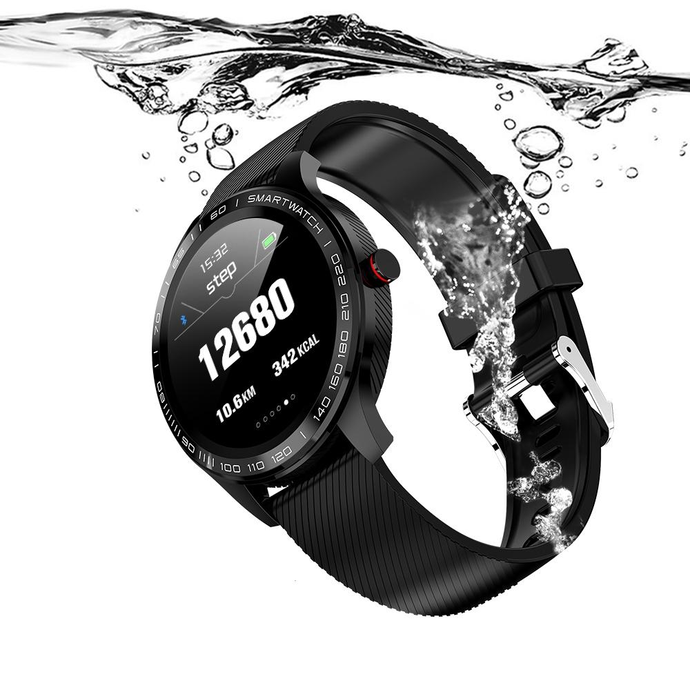 Waterproof Full Screen Smart Watch for Men #happy #streetstyle #moda
