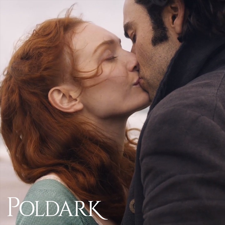 Happy #InternationalKissingDay 😘💋#Poldark