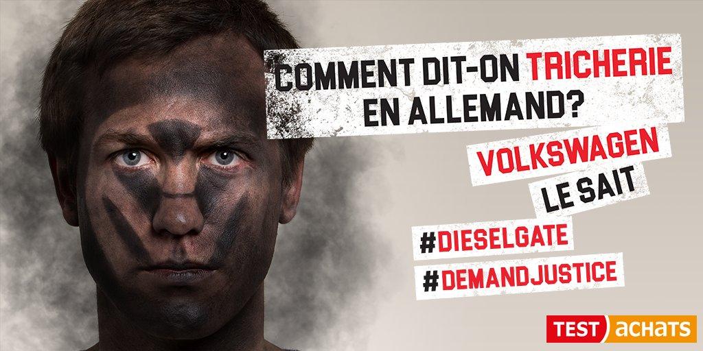 .@VW doit également indemniser les consommateurs belges! Demain @euroconsumers organise un webinar au sujet de #Dieselgate ! bit.ly/3f1uv44