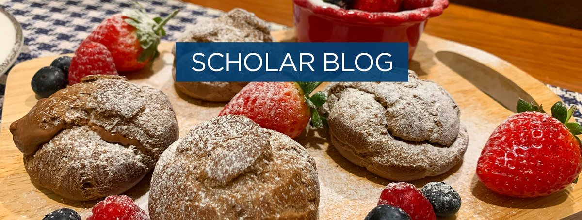 Warning: This post may cause your taste buds to tingle! Many Cheveners have used the extra time spent indoors over the last few months to nurture their culinary creativity. Ten scholars share their favourite lockdown treats in the latest #scholarblog: ow.ly/vxQu50AmIju