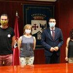 Image for the Tweet beginning: El @ALCBDS_Ayto renueva el convenio