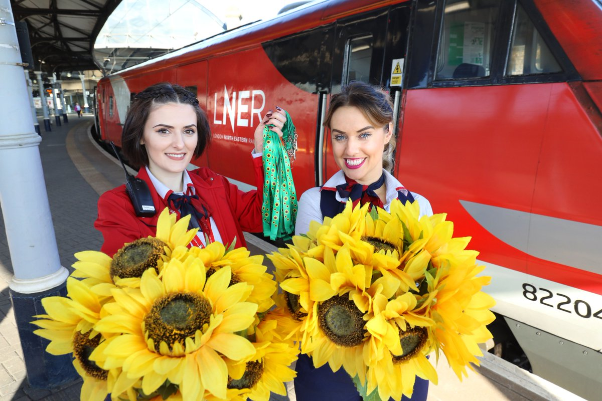 Here are LNER we're part of the growing #SunflowerLanyard scheme, allowing customers with hidden disabilities to let our staff know discretely if they need any extra help.  Please remember people with hidden disabilities may not be able to wear a face covering. 🌻 https://t.co/rtHhLc2MwE