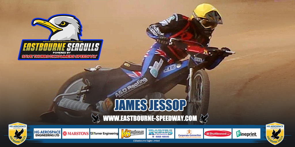 The Eastbourne #Seagulls powered by Save @thurrockhammers speedway announce James Jessop  @Jessop217 as the first rider in our MSDL squad.  Full story over on the site ➡️ https://t.co/Ljvj339CK9 #UTE 🦅 https://t.co/HGyxUAeCct