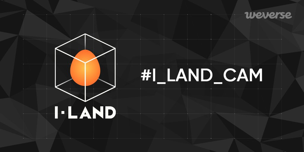 Wanna go behind-the-scenes of I-LAND? I-LAND CAM, the hidden stories of the applicants are available exclusively on #Weverse! Go to I-LAND CAM and watch the applicants grow as the next superstars. #I_LAND_CAM👉 bit.ly/I-Land-Cam #ILAND #I_LAND
