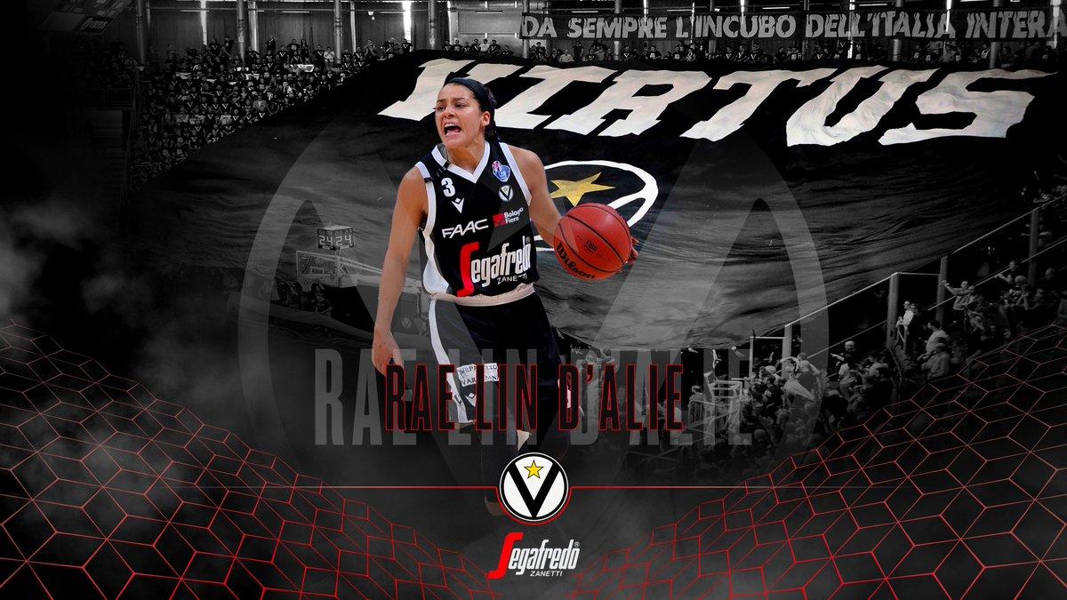 👀 Il capitano Elisabetta Tassinari e la campionessa @FIBA  3x3 Rae Lin D'Alie vestiranno per il secondo anno consecutivo la maglia bianco nera! 🏀⚪️⚫️  Super girls! 🙌😍  Leggi il comunicato su  ➡️ https://t.co/1wodO8Hq79  #VirtusFemminile https://t.co/bpIxEzh05f