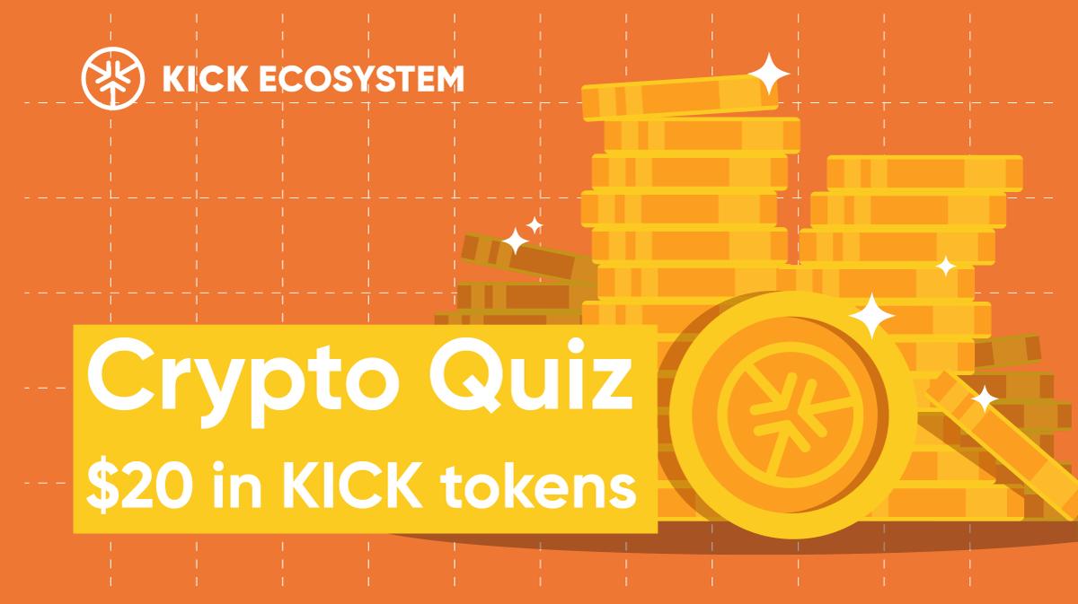 Kickcoin Kick Crypto Quiz Cryptocurrency Calendar