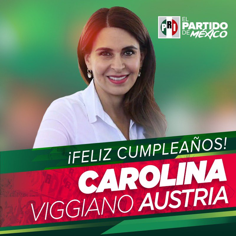 ¡Le deseamos un muy feliz cumpleaños a nuestra Secretaria General @caroviggiano! https://t.co/SmdNnYgMaq