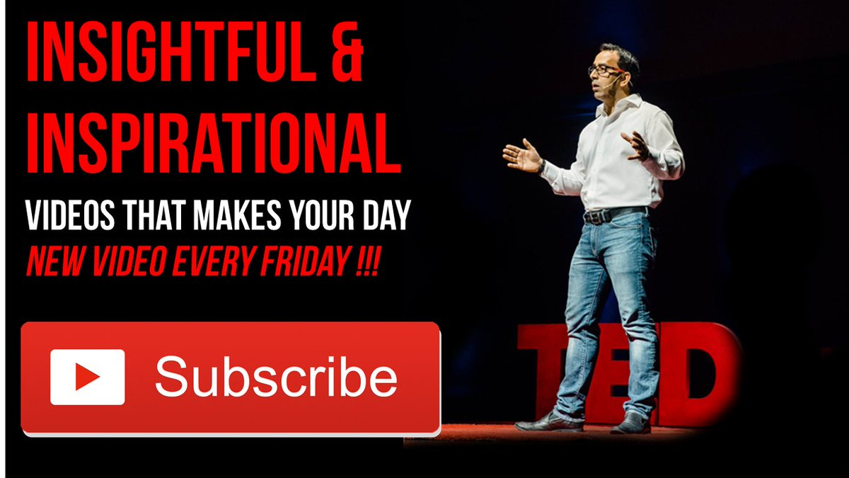 Need Insights & Inspiration ? Subscribe to my YouTube Channel Today for Certified Fresh Content, Insightful Videos, Interviews, My Weekly Video Series & Fresh Ideas. Subscribe at https://bit.ly/2SZImQ6  #subscribe #youtube #channel #inspirational #insight #technologyinsights pic.twitter.com/QdLJb4EC6V