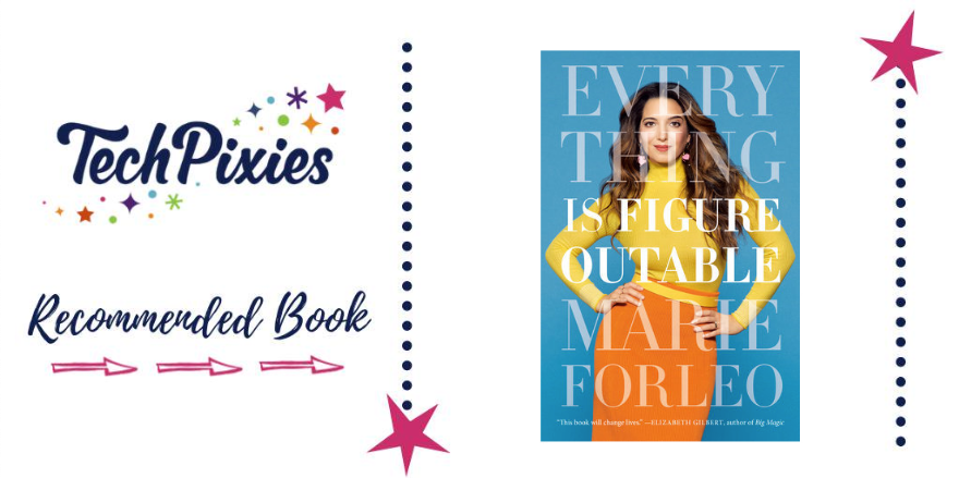 "This #summer we recommend ""Everthing is Figureoutable  How one simple belief can help us overcome any obstacle and create unstoppable success"" by Marie Forleo @marieforleo @PenguinUKBooks  One of TechPixies founder, Joy Foster's, favourites#success #Mindset #selfdevelopment pic.twitter.com/u7N02WDZqT"