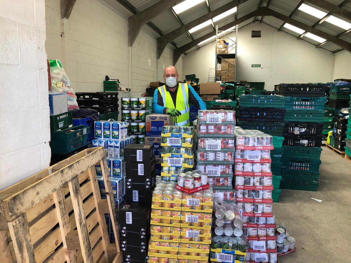 Lockdown may be easing but the amazing support @Tesco  and @BritishGas have been providing is defo not! Another fantastic delivery for local people who are still in need of a helping hand!  Thankyou for your unwavering commitment to the communities you serve! You are a real asset https://t.co/tnTFMYxcVH