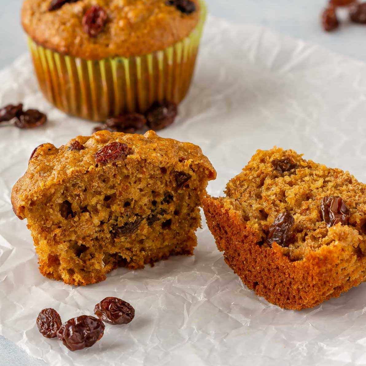 We've been enjoying these healthy refrigerator raisin bran muffins for breakfast on a regular basis lately. Filled with naturally sweet California Raisins, they keep us going all morning! #sponsored  Get the recipe: https://t.co/uuz9hiRfC0 https://t.co/O4PFX3YgT0