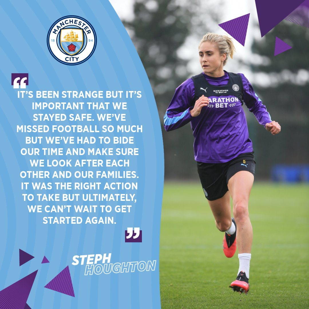 Wise words from our Skip! 🗣  🔵 #ManCity https://t.co/sIyXwqm0pB