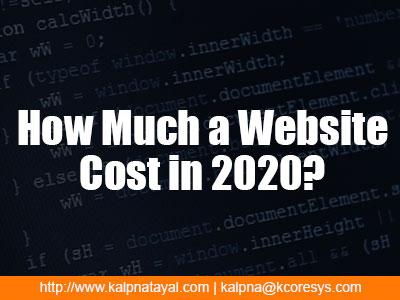 Small Business website is the most common type of business website. It usually has 5 – 10 pages. Costs for type of website can range from depending on the project scope.  Read More:  http://www. kalpnatayal.com/design-develop ment/how-much-a-website-cost-in-2020/  …   #websitedesign #WebsiteDevelopment <br>http://pic.twitter.com/ja6RlImSSK