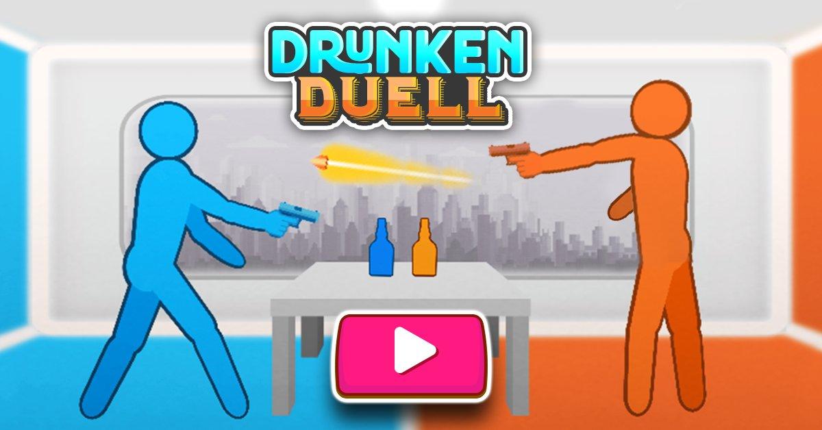 Drunken Duel - PLAY NOW!  https://www.twoplayergames.org/Drunken-Duel/1786.html/?utm_source=Social&utm_medium=DrunkenDuelTwt… ---------------------------- #twoplayergames #2player #game #duello #battle #fight #drunken #duel #game #games #html5 #indie #indiegamepic.twitter.com/Z7z7LrxryJ