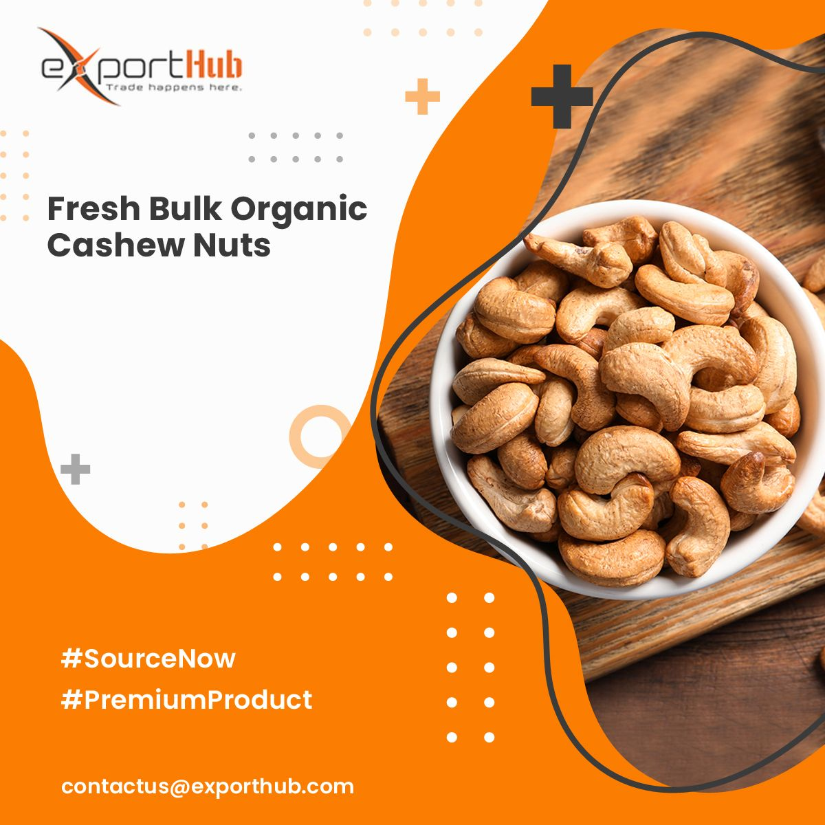 Fresh Cashew Nuts in Stock. Discover the Best Quality at Negotiable Price as Per Your Required Quantity, Source Now: https://buff.ly/3iCYT6M   #Fresh #Cashew #Nuts #Instock #COVID19 #ExportHub #B2B #International #Trade #Opportunities #Import #Export #Hub #ECommerce #Tradingpic.twitter.com/DEiKcpP9fm
