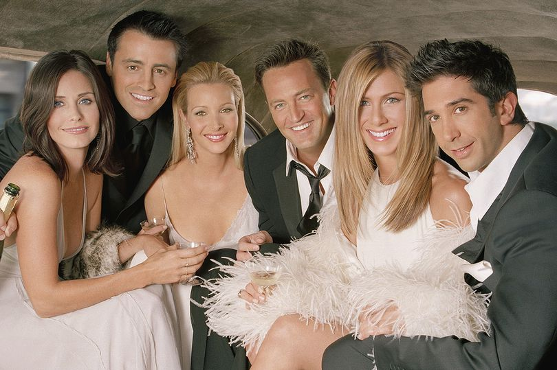 Friends reunion will film next month but cast will have to follow strict rules  https://t.co/gojILvc6LA https://t.co/yC7fy9Q2hs