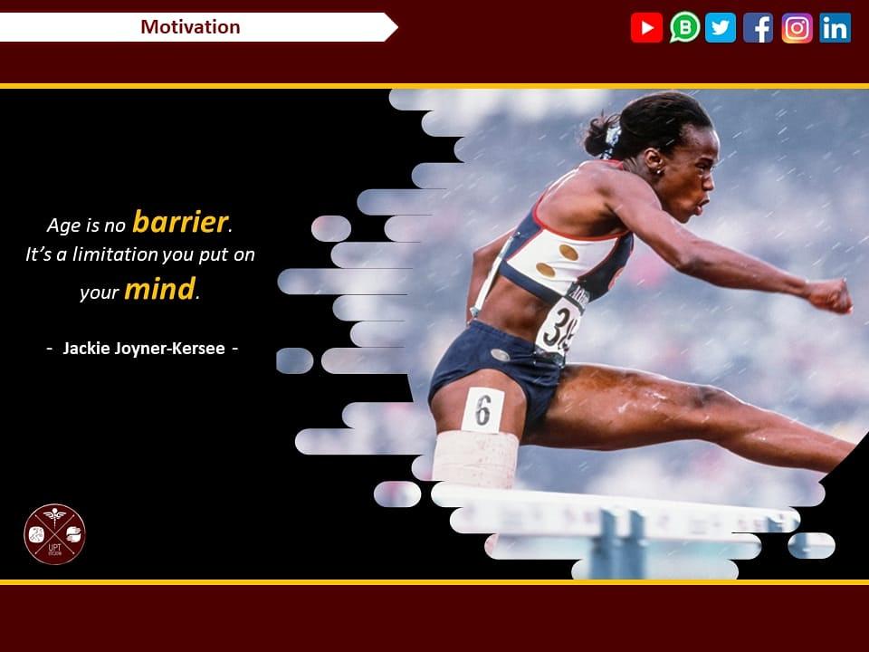 Monday Motivation  Today's monday motivation comes to you from Jacqueline Joyner-Kersee (born March 3, 1962).  #MondayMotivation #mondaythoughts #motivationalquotes #motivation #determination #fitfam #instagood #instafitness #UltimatePerformanceTherapypic.twitter.com/hC6GCck2VF