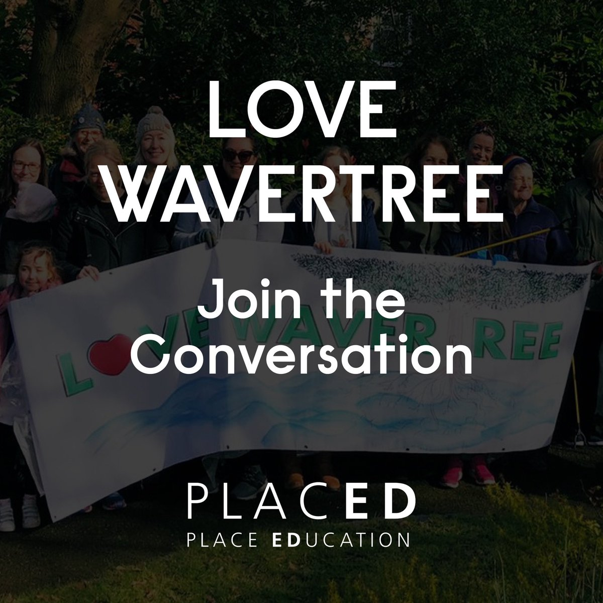 We are very excited to be working in partnership with @LoveWavertree to deliver a brand new engagement focus! Love Wavertree are committed to helping create a happy, healthy area and they want to hear from you! Click: placed-engagement.org.uk/Wavertree to get involved! #PLACEDEngagement