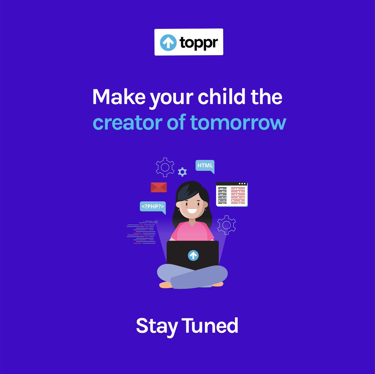 Empower your child with the 21st century skills. Stay tuned. #StayTuned https://t.co/xWlMU6VquH