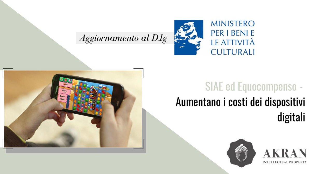 test Twitter Media - Aumentano i costi di #Smartphone e #tablet, vengono introdotti quelli su #Smartwatch e #Smartband  L'aggiornamento al D.lgs di @dariofrance   https://t.co/YEGCvgmzCA  #dirittodautore #copyright #proprietàintellettuale #equocompenso https://t.co/LpRjaQap0X