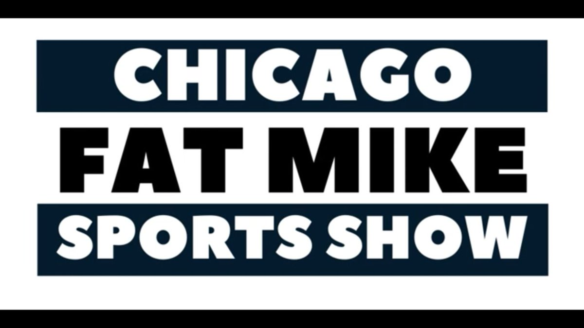 💥Tonight💥 830pm(cst) @FatMikeChicago is BACK BABY! & We have a great show for you! For CUBS FANS we have CUBS beat writer mlb.com Jordan Bastian @MLBastian We have Sports TKO,Today in Sports History & New game WHAT IF @BearsBarroom mixlr.com/bears-barroom-…