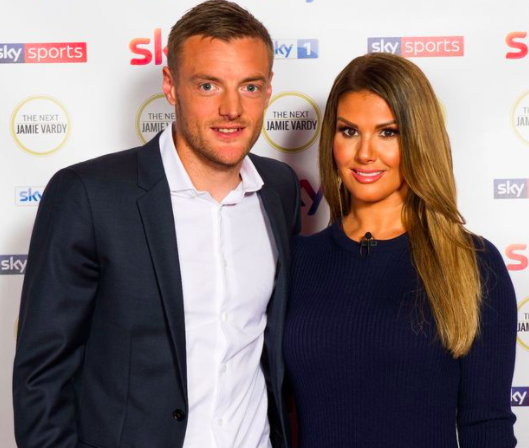 Rebekah Vardy lined up to be reality TV star once Coleen Rooney WAG war is over  https://t.co/VjJ4txnux1 https://t.co/eFV1NswZdC