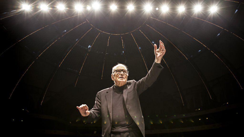 With great sadness, we say goodbye to a big master of cinema. His music will keep playing in our memories. Rest in peace #EnnioMorricone. https://t.co/KWwJbfHzRx