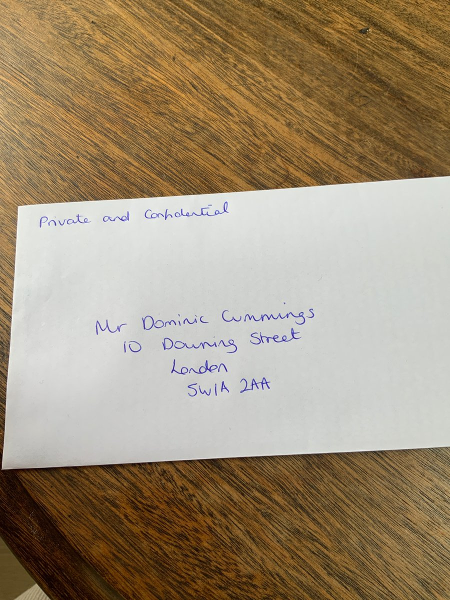 So, I've written my letter asking to see our Dictator's manifesto,detailing his plans for the civil service and armed forces. It's only fair seeing as though he didn't bother to get elected. Please join me and let him get a sack full of mail. Please retweet <br>http://pic.twitter.com/ktpCA6TmAB
