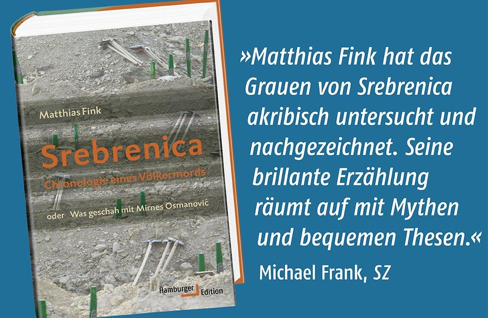 #Srebrenica