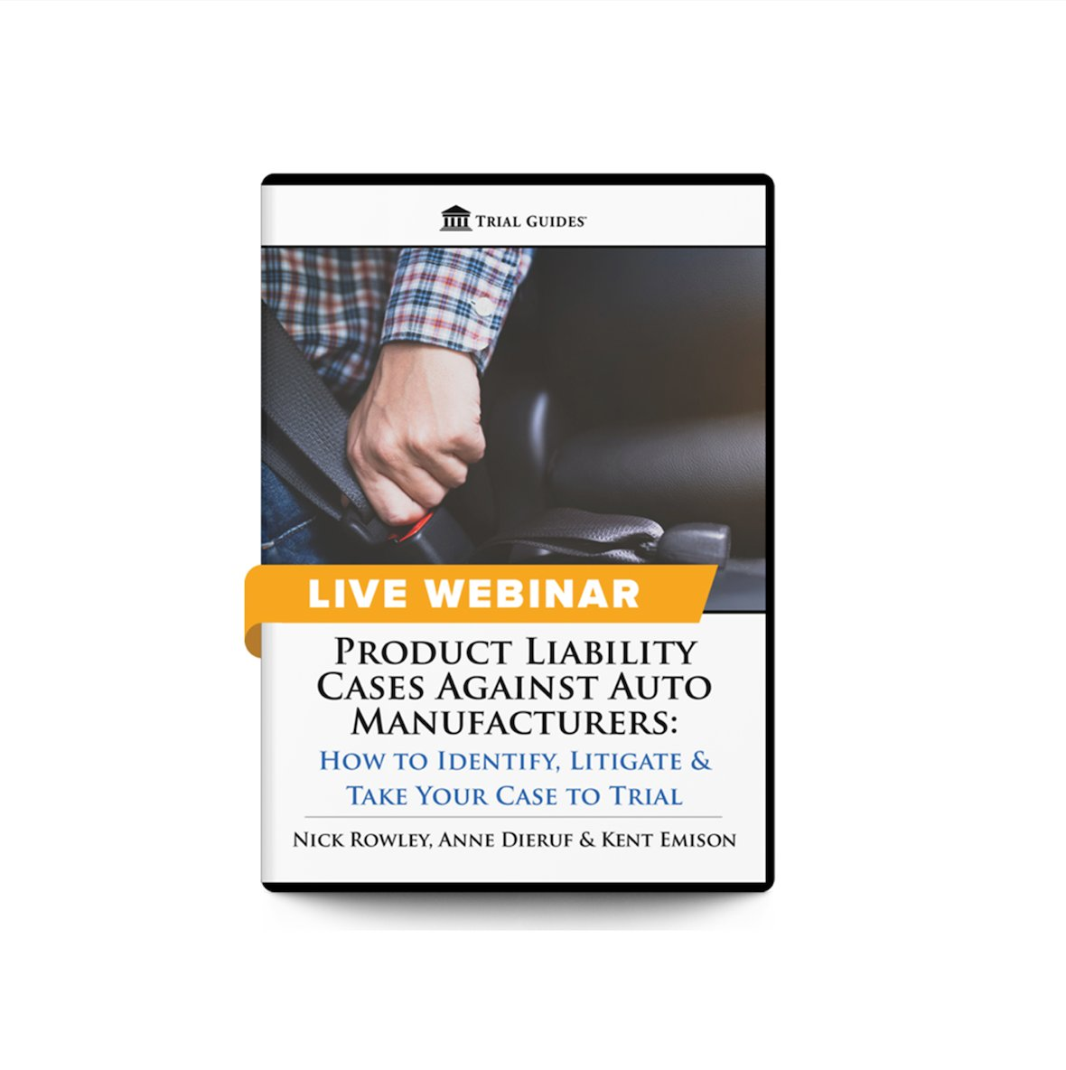 FREE Webinar!  Product Liability Cases Against Auto Manufacturers: How to Identify, Litigate, and Take Your Case to Trial - with Nick Rowley, Anne Dieruf & Kent Emison  July 23, 2020 ♦ 12:30 PM ET ♦ 9:30 AM PT  Register and learn more here: https://t.co/NV9I9z3ZWp https://t.co/ldOQB3pbta
