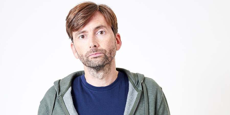 Photo of David Tennant from There She Goes