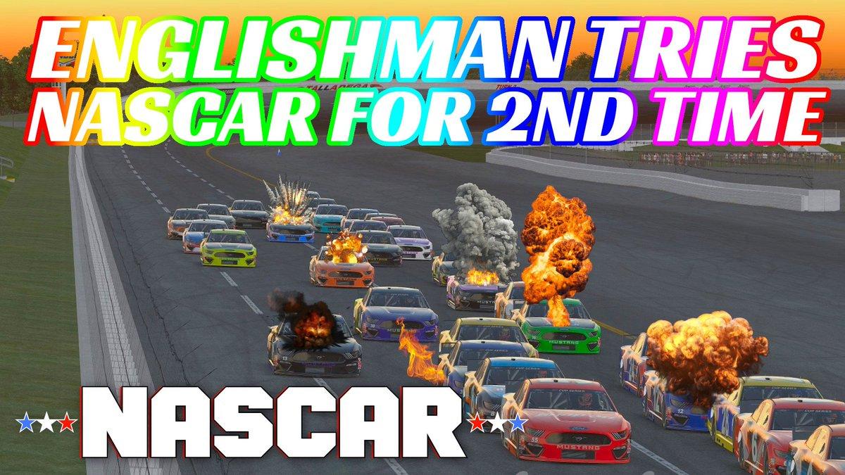 New NASCAR video just gone live.... ! - https://youtu.be/Xq94hrj2ruE - #wreckfest #simracing #simracer #racing #racer #demolitionderby #demoderby #smash #damage #gaming #gamer4life #gamer #demolition #nextcargame #onlineracing #motorsport #esport #carpic.twitter.com/WmL7RLmCrL
