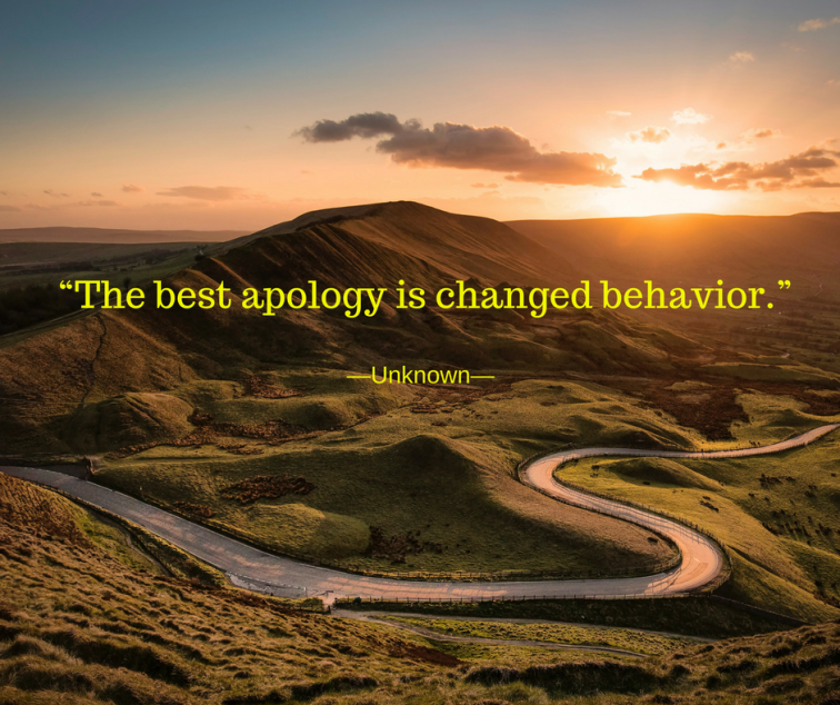 The best apology is changed behaviour. #MondayMotivation #MondayMotivaton #MondayBlues #MondayBlogs #quotes #quotestoliveby #quotesoftheday #quotesforlife #quotesdaily #quotesoftheday #InspirationMonday #InspirationalQuotes #inspirationalquote #ernest6words #sixwordstories<br>http://pic.twitter.com/OY64xkQJBD