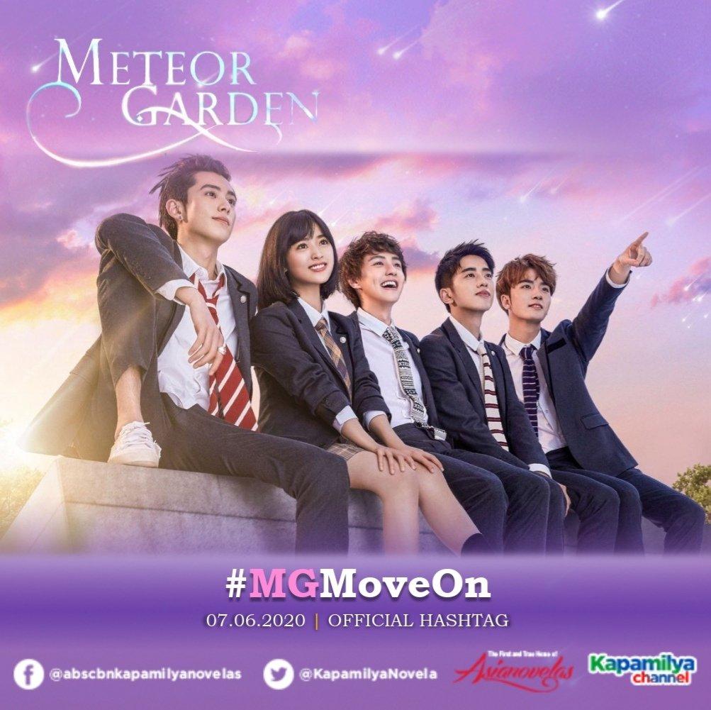 Meteor Garden   Official Hashtag  07.06.2020  #MGMoveOn https://t.co/P49KQydluF