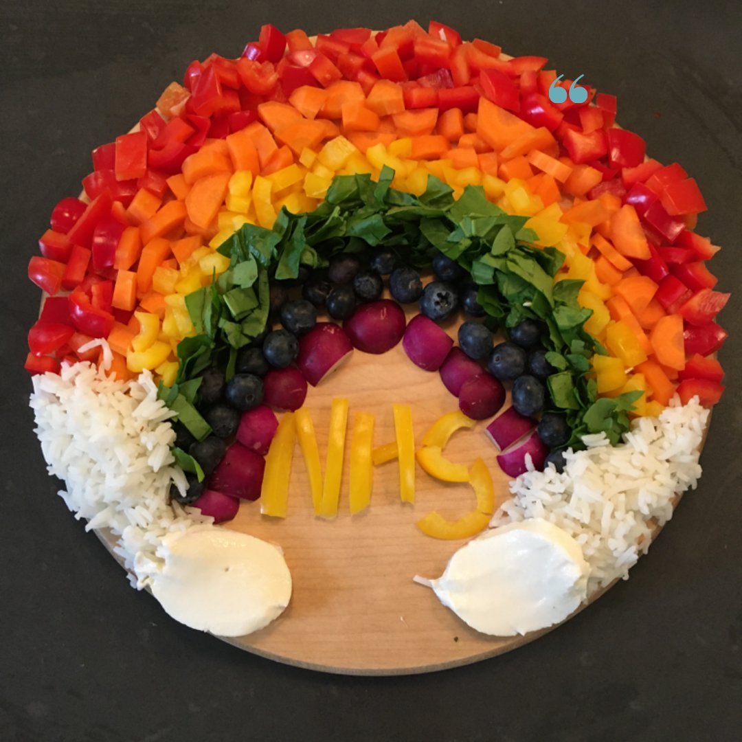 Year 7 #NHS Rainbow Salad, showing off knife skills and creativity - school value #HappyandHealthy #manorhouseschool #bookham #leatherhead #GirlsSchoolSurrey #IndependentSchoolSurrey #PrivateGirlsSchoolSurrey #SeniorSchoolSurrey