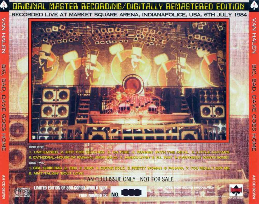 #OTD in 1984, The Mighty @VanHalen plays the Market Square Arena in Indianapolis, IN. <br>http://pic.twitter.com/urM2iT93gn